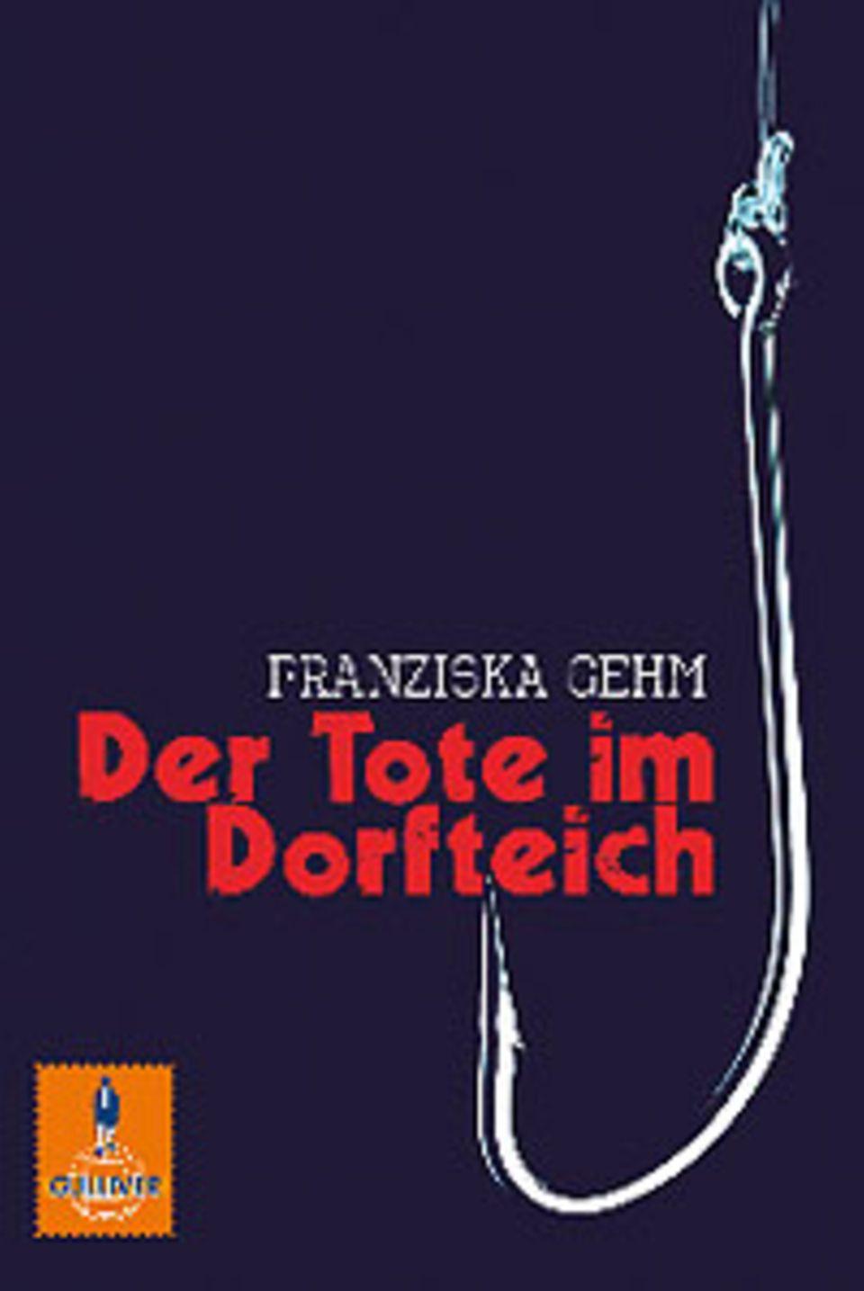 """Cover des Krimis """"Der Tote im Dorfteich"""""""