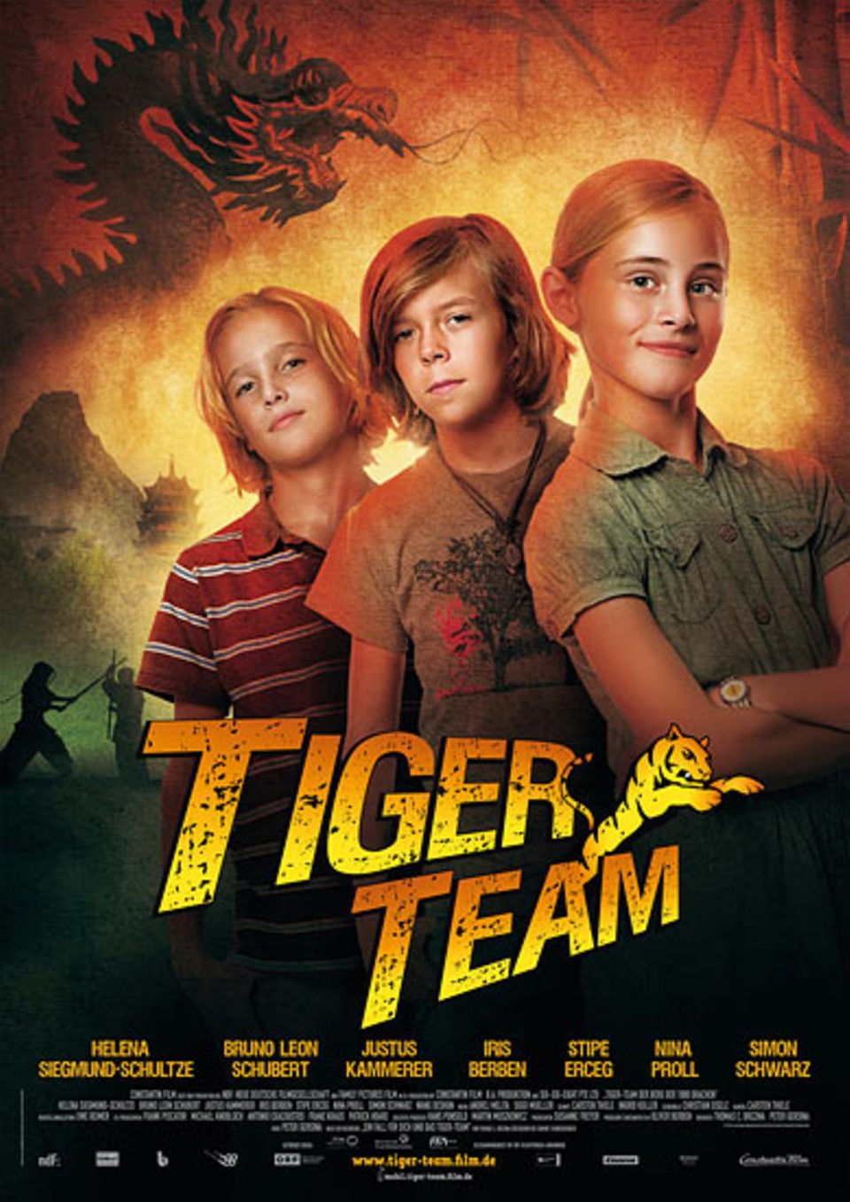 Das offizielle Plakat zum Film