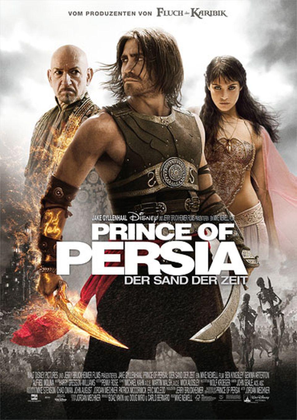 Kinotipp: Prince of Persia - Der Sand der Zeit