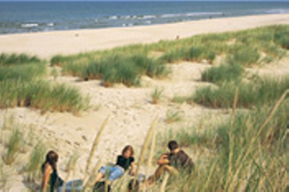 Polnische Ostsee: Sahara am Meer