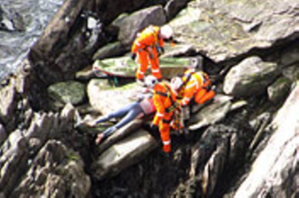 Unterwegs mit der Irish Coast Guard