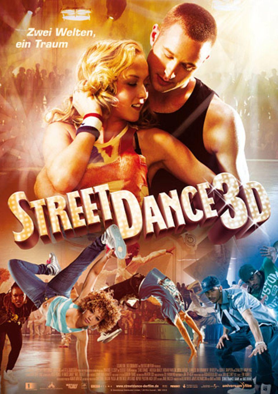 """Das offizielle Filmplakat zu """"Street Dance"""""""