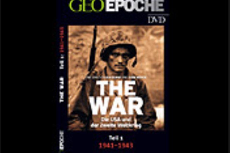 GEOEPOCHE-DVD: THE WAR - Teil 1