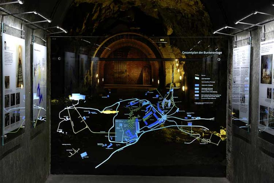 Die Dokumentation Obersalzberg ist die weltweit einzige Dauerausstellung, die sich mit allen wesentlichen Themen der NS-Zeit beschäftigt