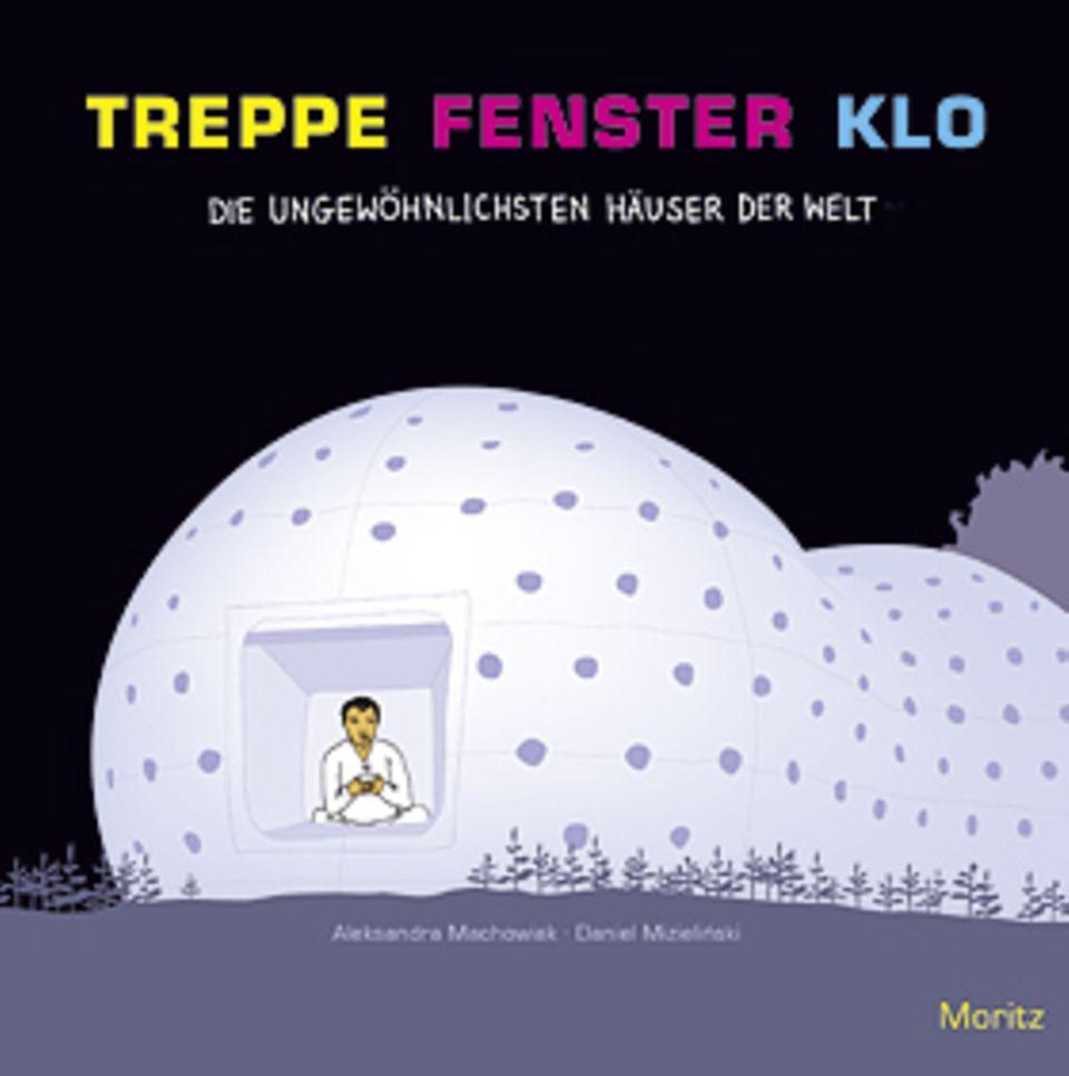 """Cover von """"Treppe, Fenster, Klo"""""""