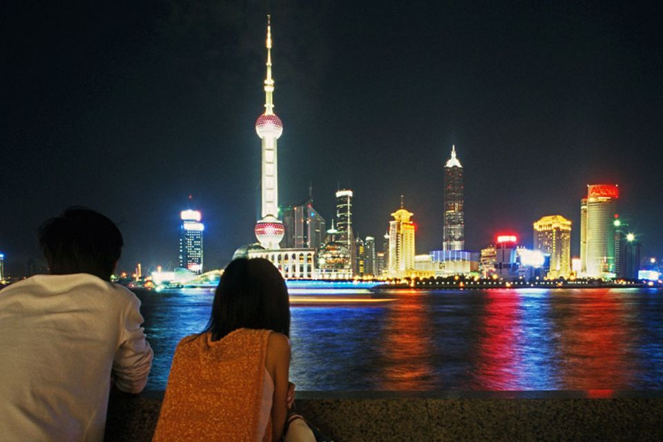 Städtereise: Shanghai
