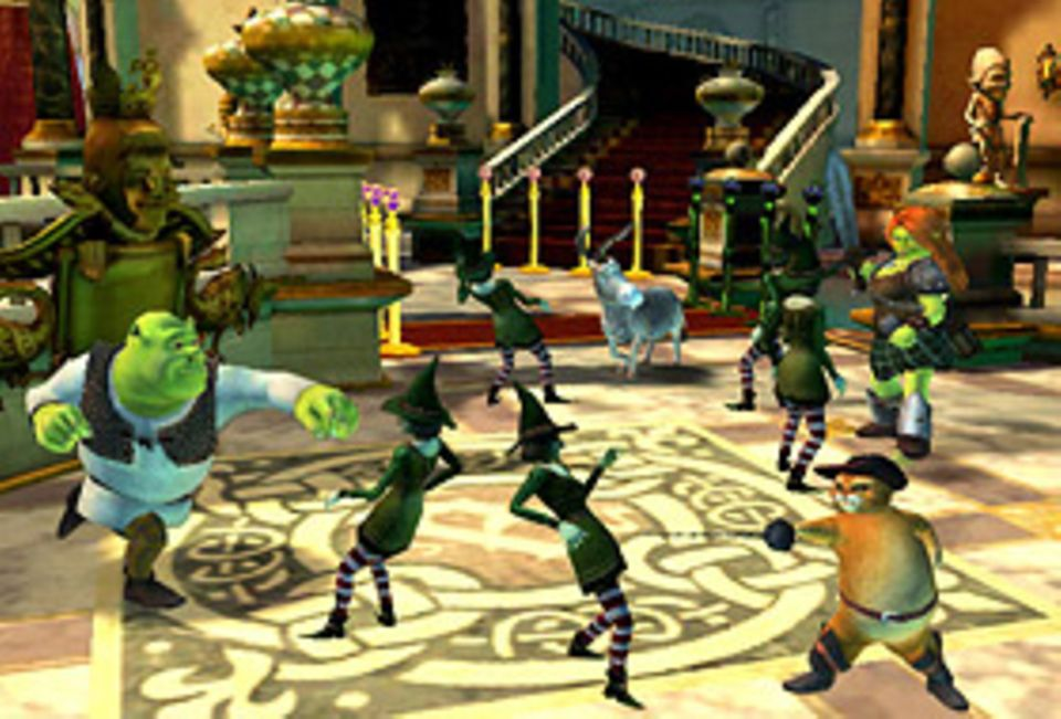 "Spieletest: ""Shrek is back!"""