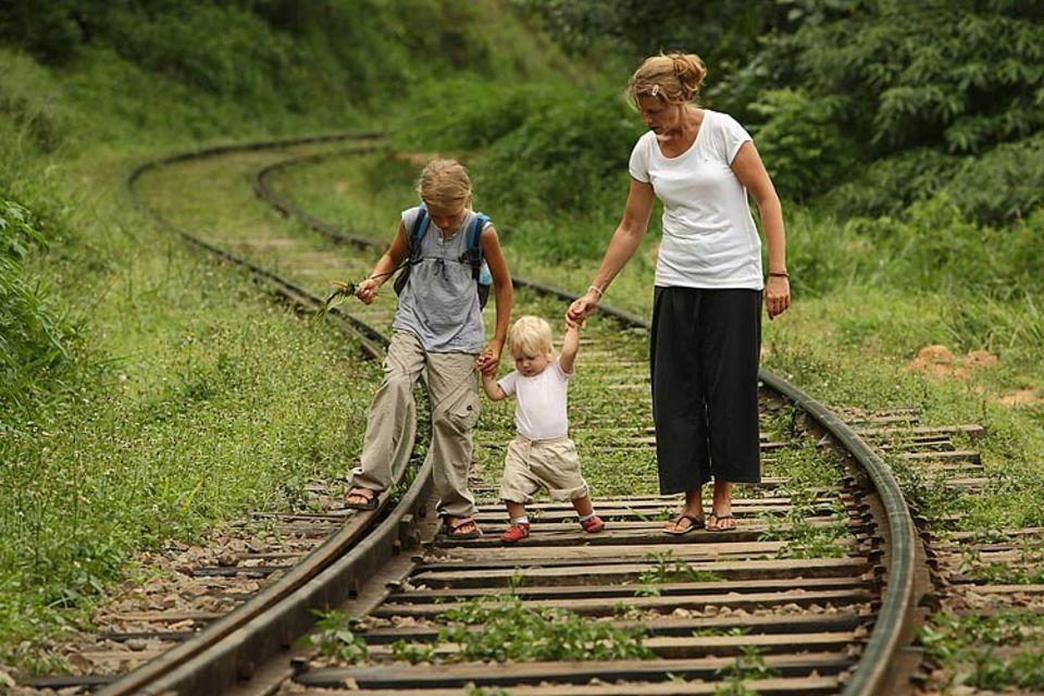 Unterwegs mit Kindern gibt es viel zu entdecken, aber auch viel vorzubereiten