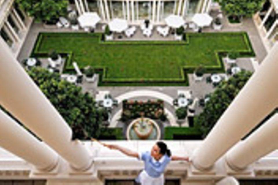 Fünf Sterne-Hotels: Fünf Sterne-Hotels
