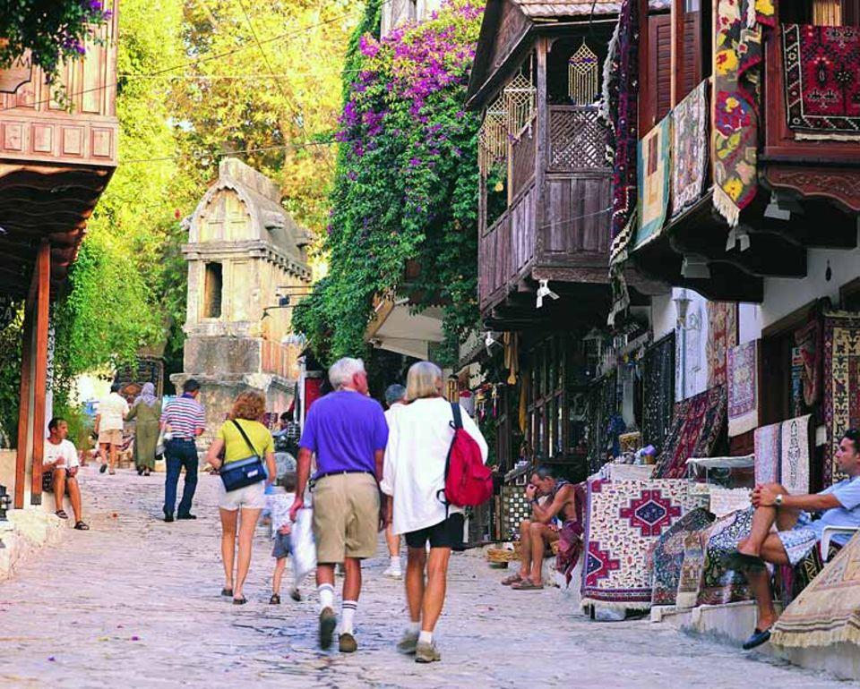 Türkei: Hotels mit historischem Flair