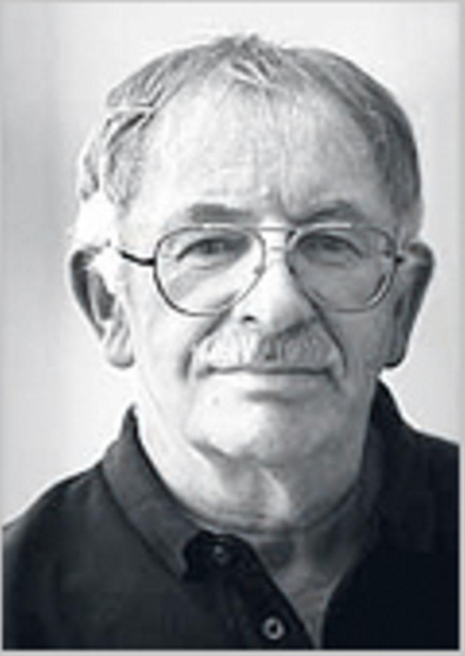 Kulturanthropologe Heinz Schilling
