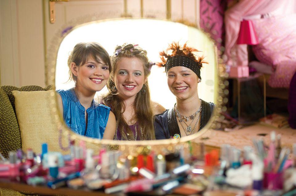 Mila, Kati und Hanna