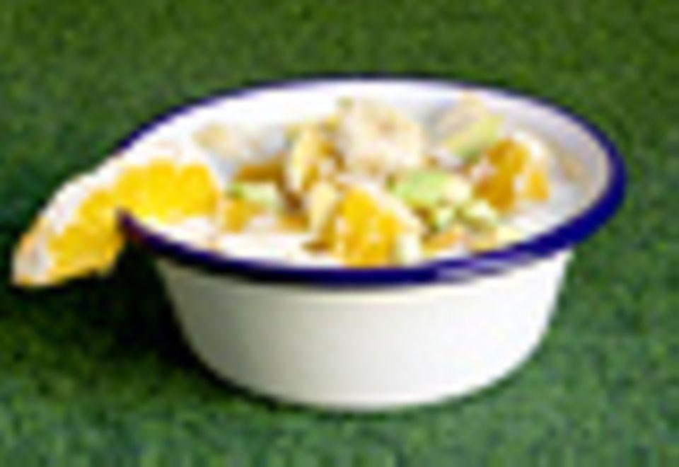 Kochen: Avocado-Joghurt-Starter