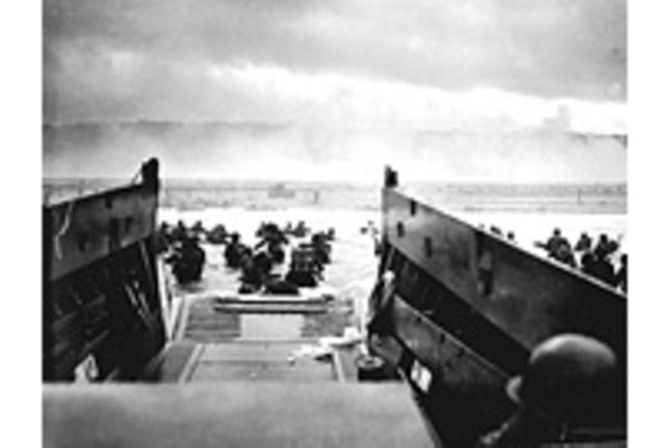 Invasion in der Normandie