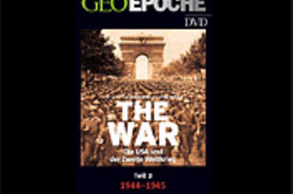 GEOEPOCHE-DVD: THE WAR - Teil 2