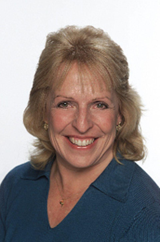 Die Schriftstellerin Ellen Hopkins