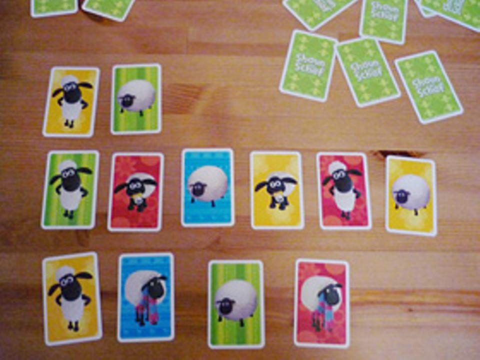 Spieletest: Schafes Kartenspiel