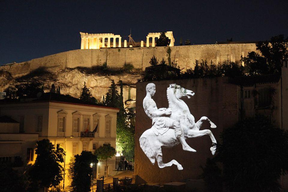Griechenland: Das neue Akropolis-Museum in Athen