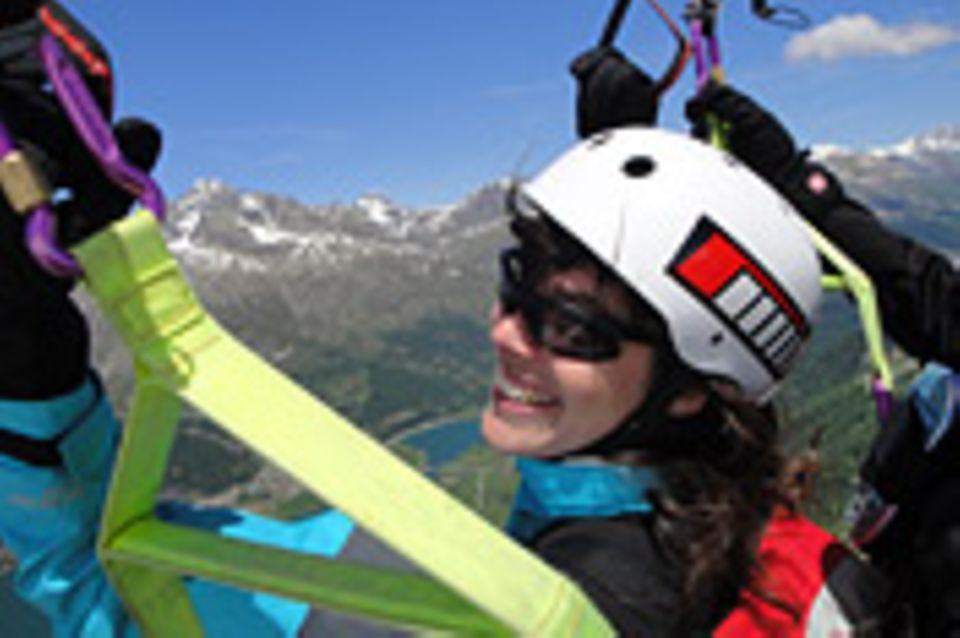 Oberengadin: Sporturlaub in den Alpen