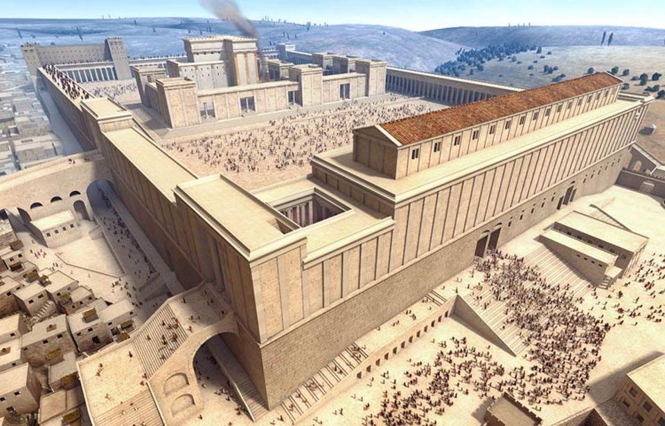 Stadtmauer Jerusalems