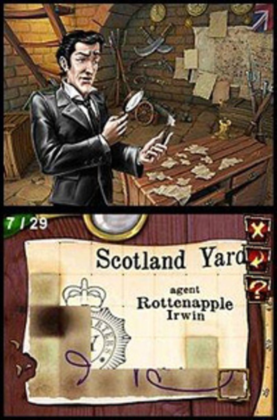 Detektivischer Spürsinn gefragt!