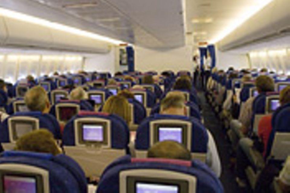 Flugreisen: Komfort an Bord