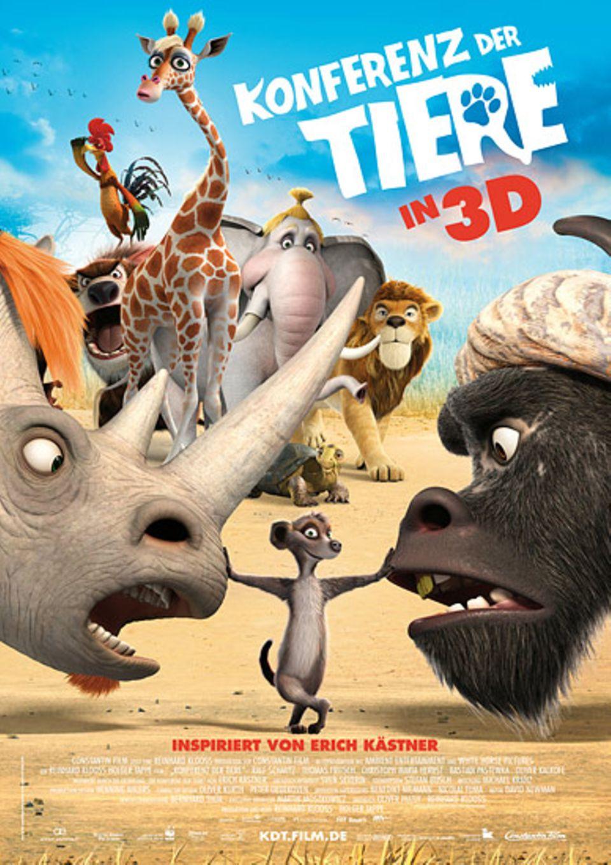 Kino: Kinotipp: Die Konferenz der Tiere