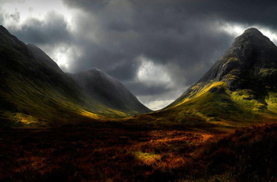 Schiebepuzzle: Nr. 254: Schottland
