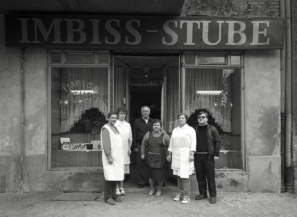 Imbiss Galow, Hufelandstraße 31