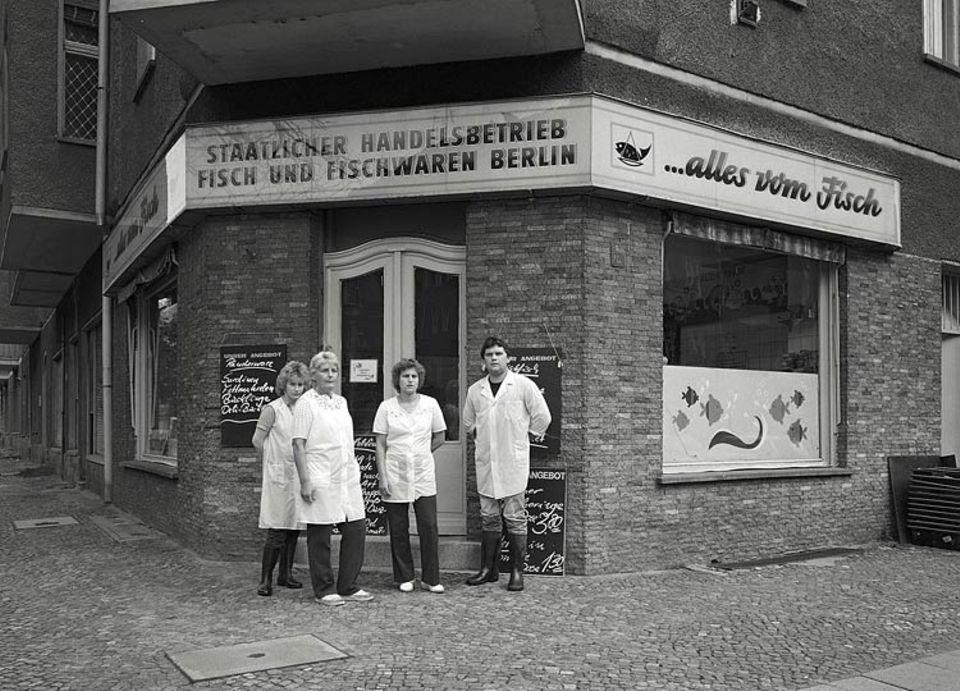 HO Fisch und Fischwaren, Hufelandstraße 29