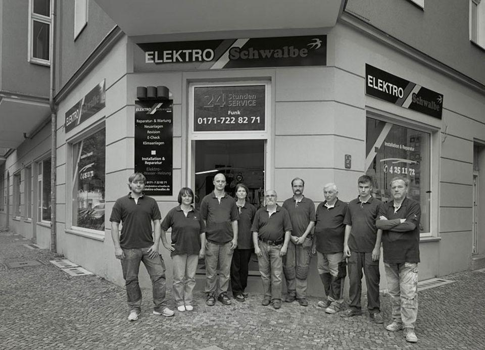 Elektro Schwalbe, Hufelandstraße 29