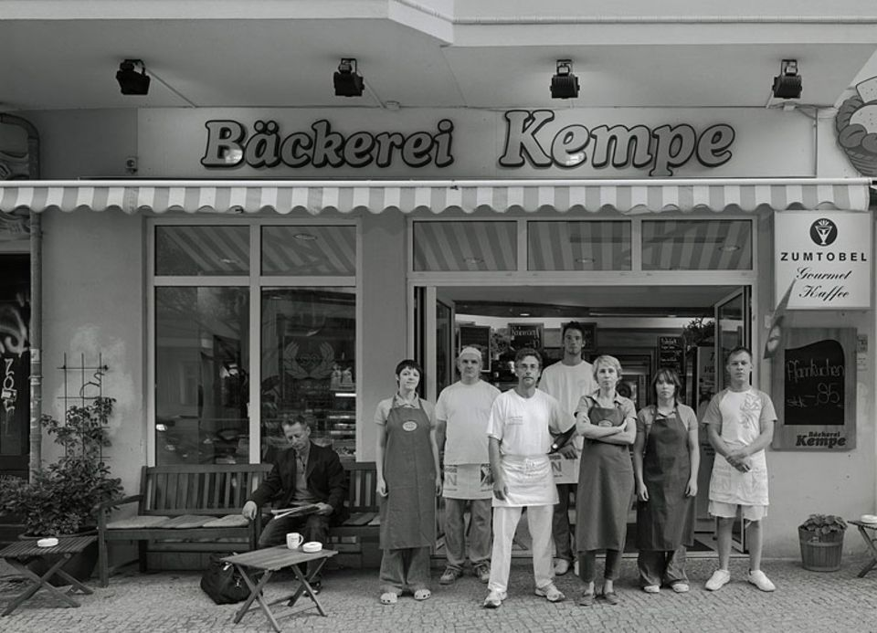 Bäckerei Kempe, Hufelandstraße 9