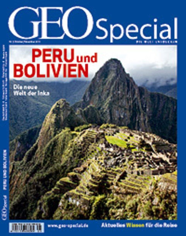 GEO Special Peru und Bolivien: Besuch beim Todesengel