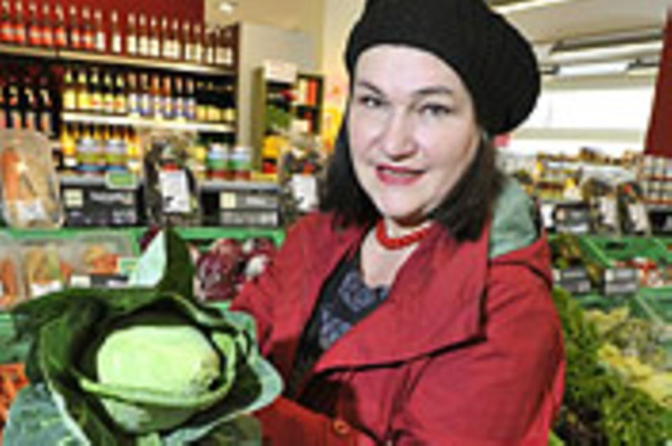 Interview: Reicht Hartz IV für Bio-Ernährung?