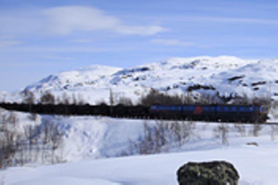 Legende auf Schienen - Skandinaviens Kirunabahn
