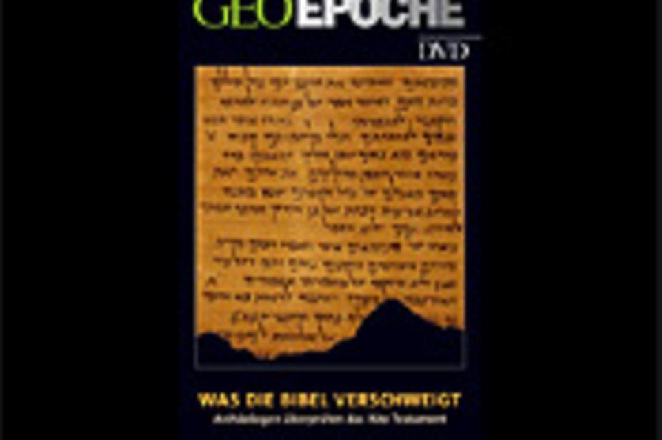 GEOEPOCHE-DVD: Was die Bibel verschweigt