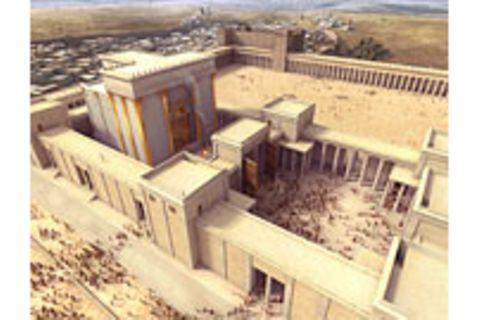 Jerusalem: Leseprobe: Im Zentrum des Glaubens