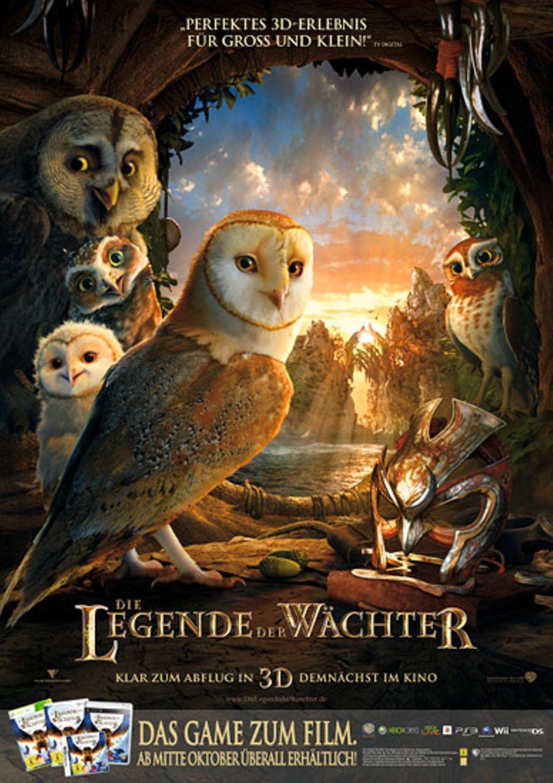 Kino: Kinotipp: Die Legende der Wächter