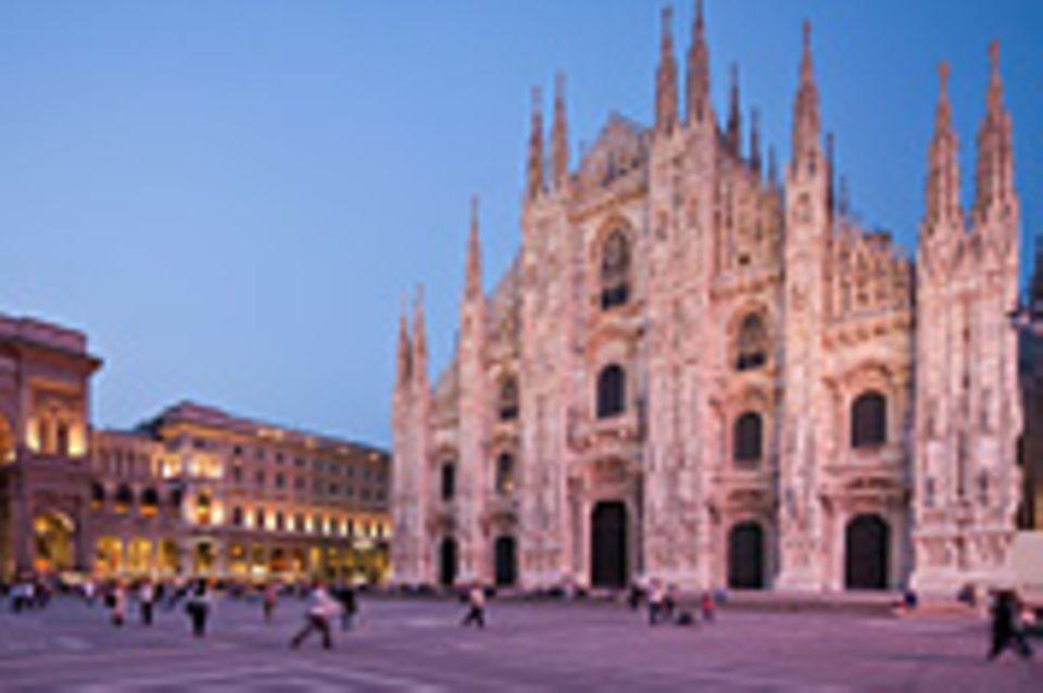 Städtereise: Mailand