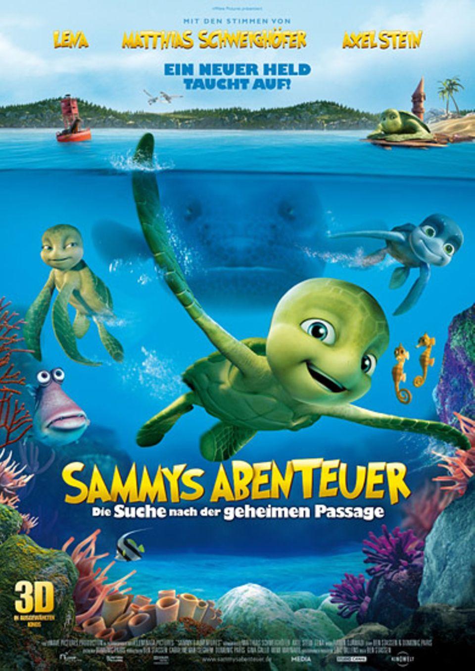 Kino: Kinotipp: Sammys Abenteuer
