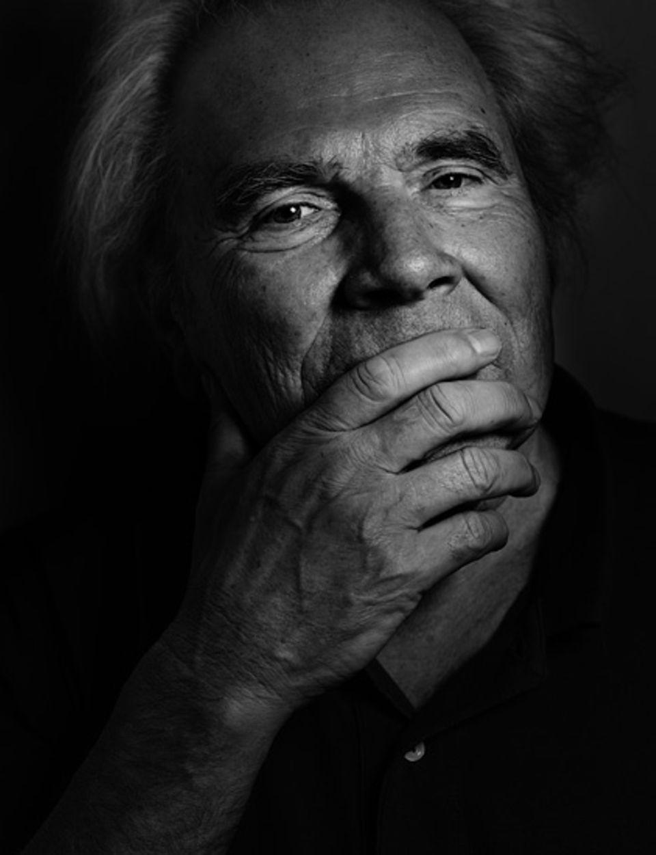 Horst Petri, 74, hat in seiner Berliner Praxis für Psychotherapie schon viele vaterlos aufgewachsene Männer behandelt