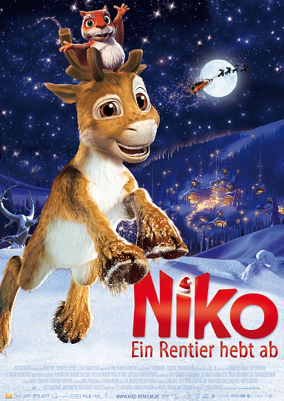 Kinotipp: Kinotipp: Niko - Ein Rentier hebt ab