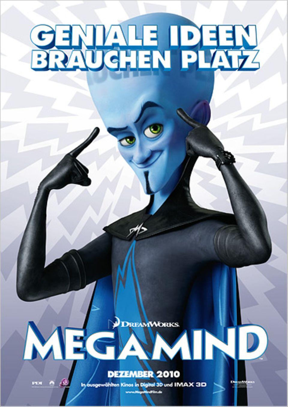 Kinotipp: Kinotipp: Megamind