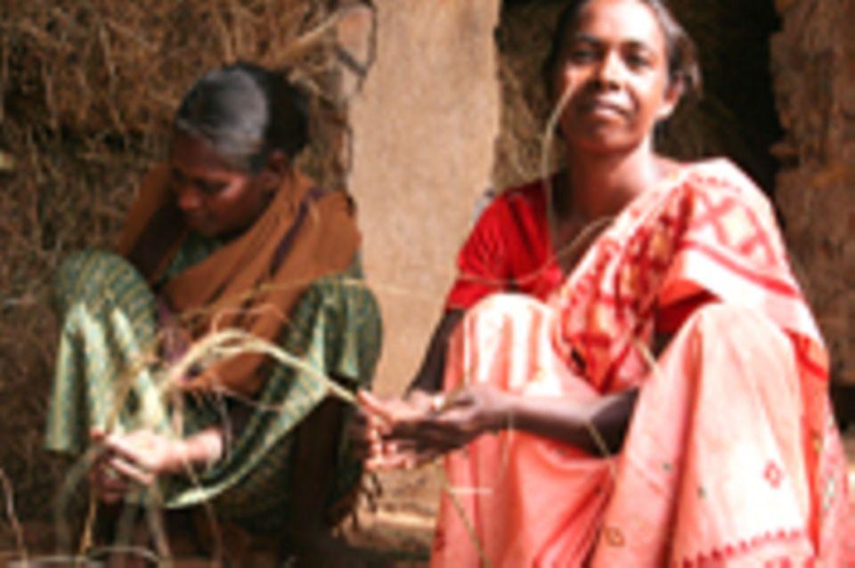 Trinkwasser- und Nahrungssicherung im Tonto-Block von Jharkhand, Indien