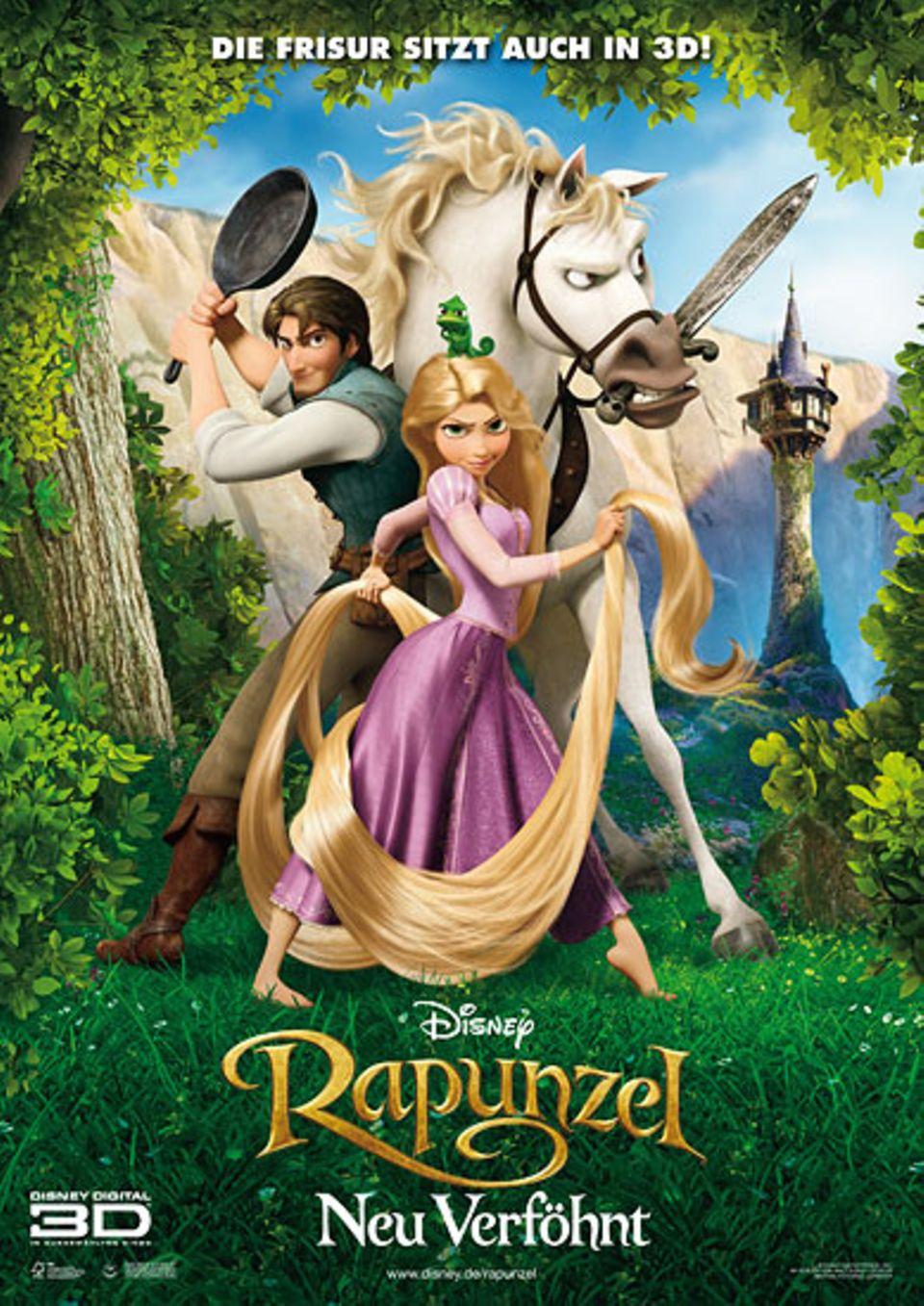 Kinotipp: Kinotipp: Rapunzel - Neu verföhnt