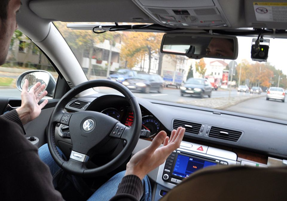 Roboterauto: Das automatische Auto