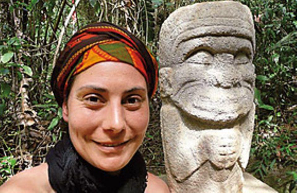 Ohne Angst aber mit gutem Spanisch unterwegs: Autorin Corinna Seemann