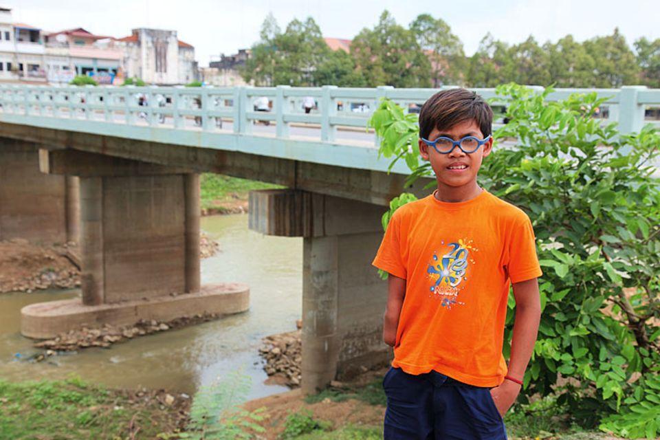 Kambodscha: Battambang