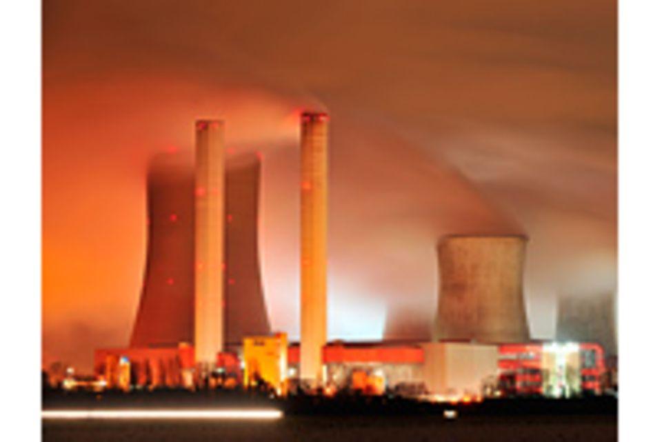 Klimawandel: Emissionshandel: Die Luftnummer