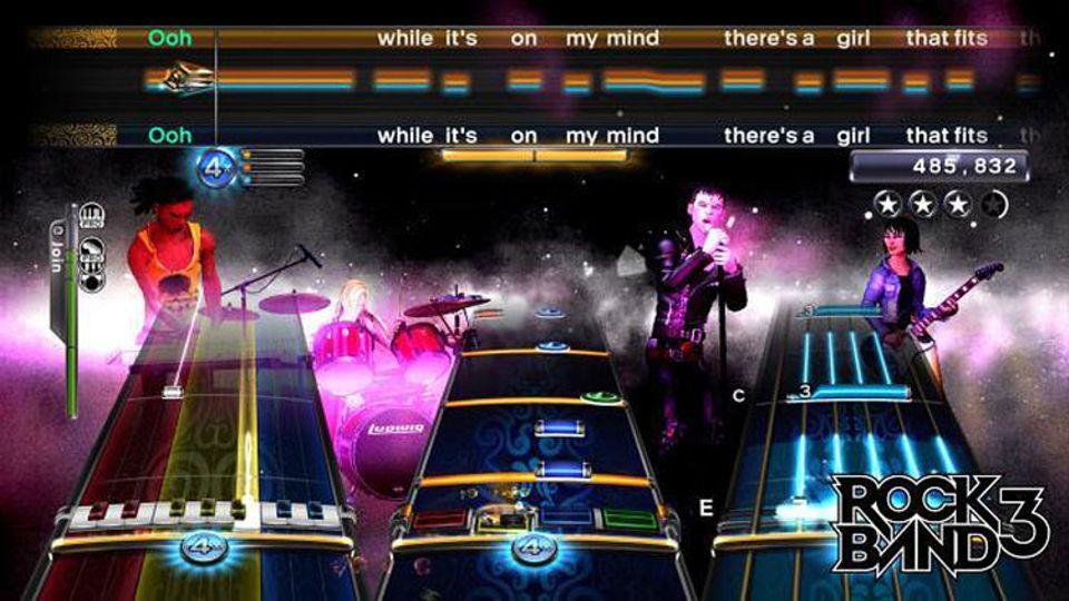 Spieletest: Rock on!